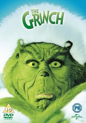 How The Grinch Stole Christmas (Christmas Decoration) [DVD] [2000...