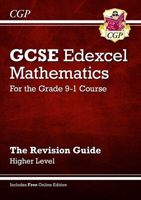 New GCSE Maths Edexcel Revision Guide: Higher - for the Grade 9-1...