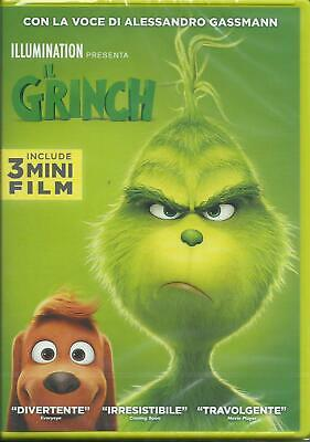Il Grinch (2018) DVD