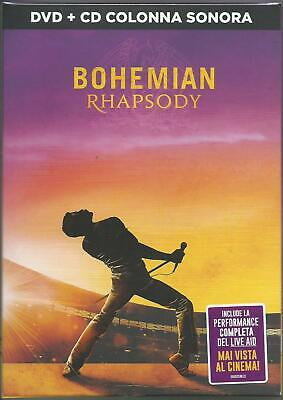 Bohemian rhapsody (lim. edition) (2019) DVD + CD ost  dal 28/03/2019