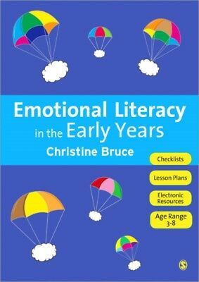 Emotional Literacy in the Early Years (Paperback), Bruce, Christi...
