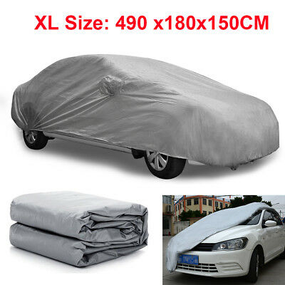 XL Full Auto Cover for Honda WaterProof In Out Door Dust UV Rain Snow US