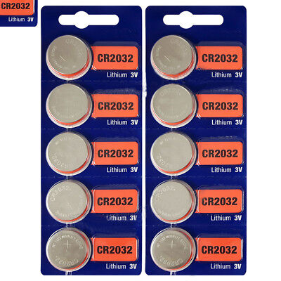 5pcs Coin Button Battery CR2025 CR 2032 3v 377 SR626SW For SONY Watch Monitor