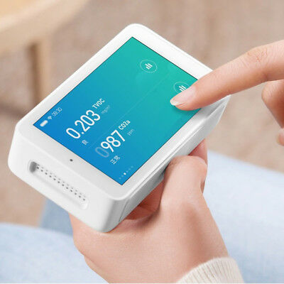 Xiaomi Mijia Air Purifier Quality Tester Monitor TVOC PM2.5 Temperature Humidity