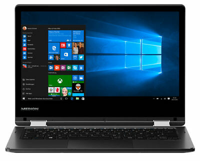 "MEDION AKOYA E2221T MD 60796 Notebook 29,5cm/11,6"" Intel 64GB 2GB Windows 10"