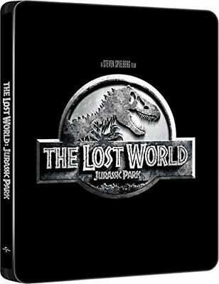* 4K ULTRA HD UHD Blu-Ray New Sealed JURASSIC PARK LOST WORLD Steelbook Edition