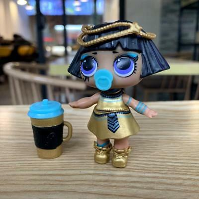 LOL Surprise  PHARAOH BABe Doll Confetti Pop Series 3 Ultra Rare TOYS GIFT GIRLS
