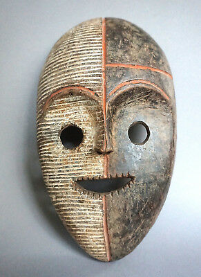 Authentic Metoko mask · Tanzmaske · Masque METOKO · R.D.DU CONGO