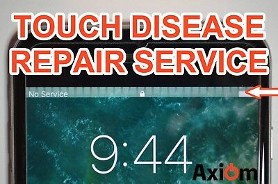 iPhone 6/6 Plus NO TOUCH ISSUE - Touch IC DISEASE - Grey Bar - Repair Service!