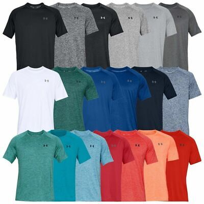 Under Armour 1326413 Mens Athletic Training UA Tech 2.0 T-Shirt Short Sleeve Tee
