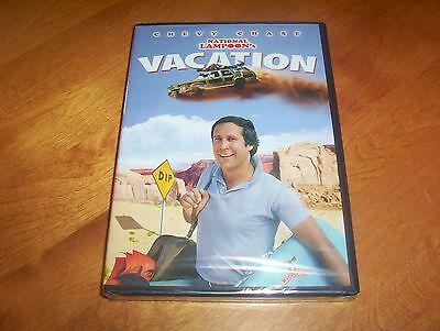 NATIONAL LAMPOON'S VACATION Chevy Chase Beverly D'Angelo Comedy Classic DVD NEW