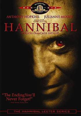 Hannibal (DVD, 2011, FULL SCREEN)