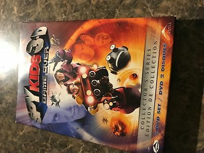 Spy Kids 3D Game Over - Dvd Size - Slip Cover Only