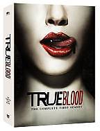 True Blood - The Complete First Season (DVD, 2009, 5-Disc Set) DISCS ONLY