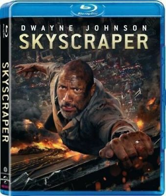Skyscraper - Blu Ray - Disc Is Mint