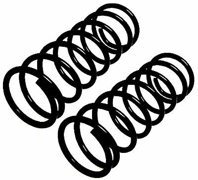 Front Hd Coil Springs To Suit Land Rover Discovery 2 Td5