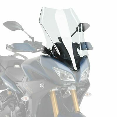 Yamaha Mt09 Tracer 900 & Gt 2018 - 2019 Puig Clear Touring Sports Screen M9725W