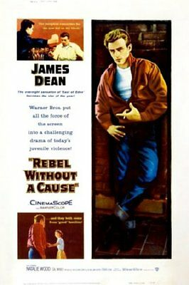 Rebel Without A Cause Movie Poster 24inx36in (61cm x 91cm)