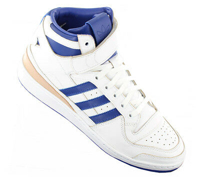 the latest 16f54 6f422 NEUF adidas Originals Forum Mid (Wrap) Bounce BY4412 Hommes Baskets  Chaussures S