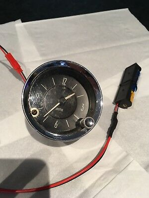 Smiths Car Clock Upgraded With Quartz Movement With Guarantee