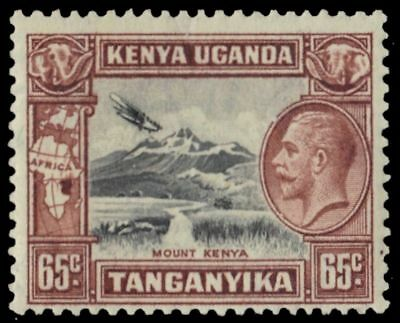 "K.U.T. COLONY 53 (SG117) - King George V ""Mount Kenya"" (pb10253)"