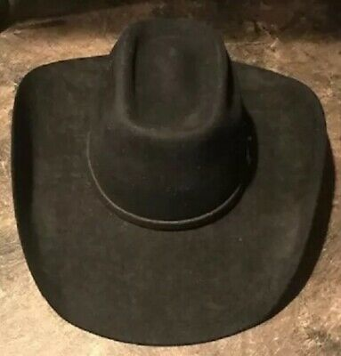 Slightly used gorgeous 5X Beaver Quality Rodeo King Cowboy Hat 4