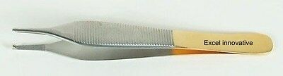 Kit of TC Adson Tissue & Adson Dressing Forceps NEW Surgical Dental Instruments