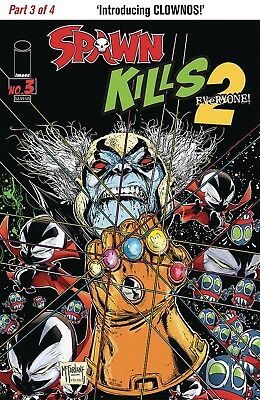 Spawn Kills Everyone Too #3 (Of 4) Cvr A Mcfarlane (13/02/2019)