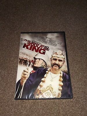 Caine/Connery - THE MAN WHO WOULD BE KING - REGION 1 DVD *BNIP*