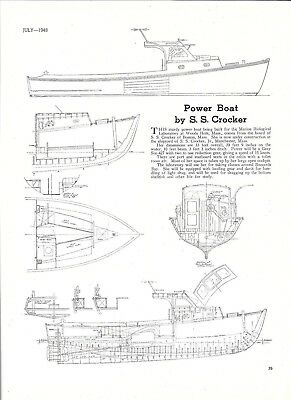 Sail Powered Boats Ships Transportation Collectibles Page 7 1991 Seaswirl Sierra Classic Cuddy 1948 S Crocker