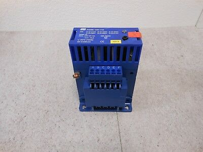 Frei Fgse 145-118,Power Supply Pri: 215 230 245 385 400 415VAC,Sec 24VDC,5A
