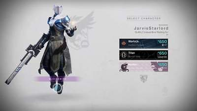 Destiny 2 Scourge of the Past Like A Diamond Flawless Recovery (PS4) Trusted