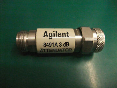 Agilent 11708A Reference Attenuator 50 MHz 30 dB