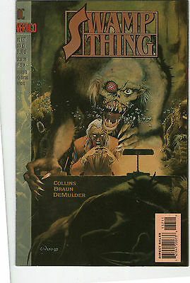 Swamp Thing # 137 - Dead Relatives ( Scarce -1993 )