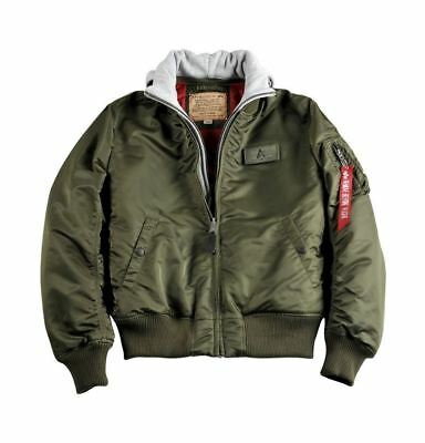 ALPHA INDUSTRIES MEN Bomber Jacket MA-1 D-Tec Sage Green -  180.44 ... 2c3d0d665b4