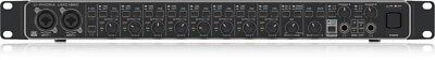 Behringer UMC1820 Audiophile 18x20 USB Audio Interface Midas Pre-Amps