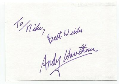 Cards & Papers Comedian Pick Malone Autograph Vaudeville Radio Otr Pick And Pat Padgett Signed Always Buy Good