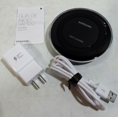 Samsung Qi Fast Charge Wireless Charging Pad EP-PN920 Original