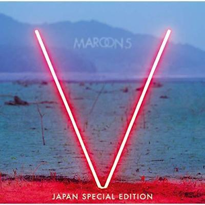 V (Jap Special Edition) Maroon 5 Audio CD