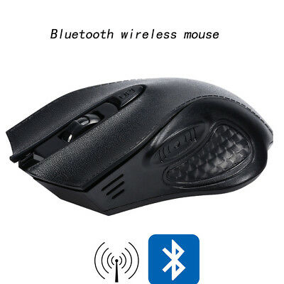 Wireless Bluetooth 3.0 USB 1600DPI Optical Gaming Mouse Mice for Laptop