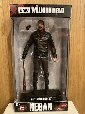 "McFarlane The Walking Dead 7"" NEGAN Action Figure Color Tops RARE Bloody Version"