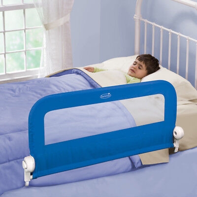 Summer Infant Bed Rail Grow With Me - Single - Blue
