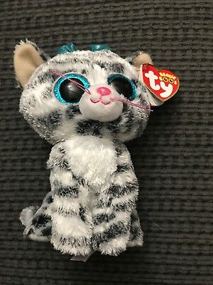 93d80317b81 TY BEANIE BOOS Claire s Exclusive QUINN the Cat Kitty 2017 6