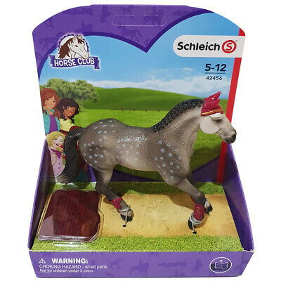 Schleich Horse Club Trakehner Mare Riding Tournament Animal Figure 42456