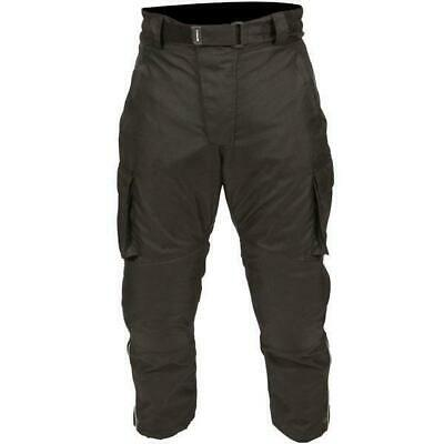 Buffalo Pacific Short Leg Motorcycle Textile Waterproof Trousers