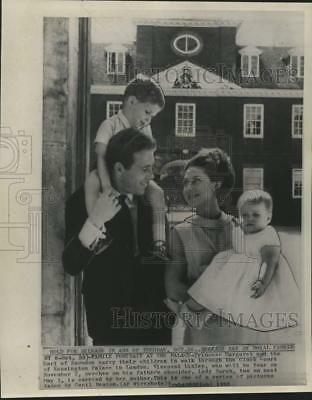 1965 Press Photo Princess Margaret Earl Of Snowdon Their