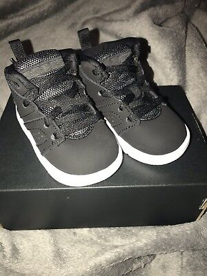 purchase cheap b440a a0ca6 Jordan Flight Legend Infant BT UK 3.5 EUR 19.5 Black White