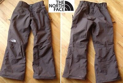 a44e088a2 THE NORTH FACE freedom snow pant ski snowboard waterproof insulated boys S  7 8