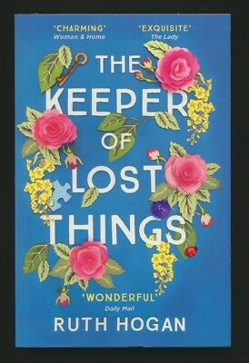 THE KEEPER OF LOST THINGS Ruth Hogan (Paperback 2017) BN M4
