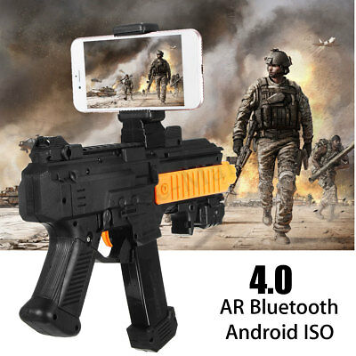 6f9037333878 AR GUN Augmented Reality Console Game Controller bluetooth with Cellphone  Holder